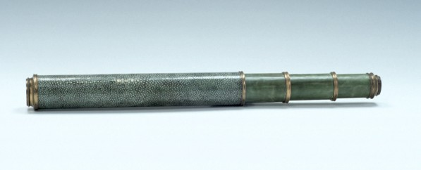 Hand-Held Refracting Telescope, English, 18th Century (Inv. 52178)