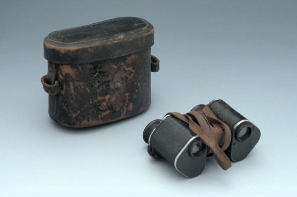 Prismatic Binoculars, by C.P. Goerz, Berlin, c. 1914 (Inv. 34066)