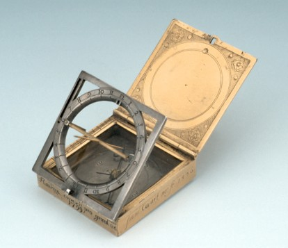 Equinoctial Dial, by Juan Cocart, Spanish, 1596 (Inv. 51773)