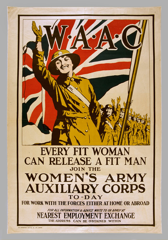 women s army and auxiliary corps Congresswomen edith nourse rogers proposed legislation for the women's  army auxiliary corps, may 14, 1941 having witnessed the status of women in.