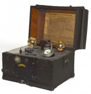 W/T Trench Set Mk III* transmitter
