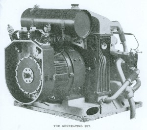 Marconi 1.5 kW spark generator of approx. 1911 design