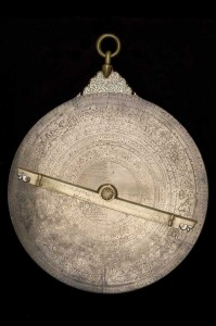 Astrolabe, by Abd al-Karim, Jazira (Mesopotamia)?, 1227/8; inv. 37148
