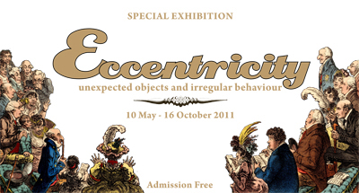 Eccentricity Exhibition Blog
