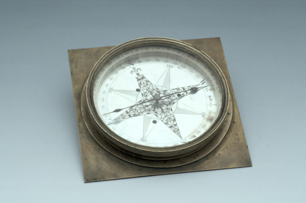 Magnetic Compass, mid 19th Century (Inv. 69863)