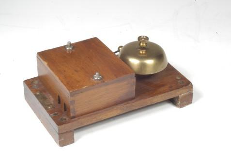 'Marconi' Auto-Alarm Bell Type, c. 1920 (Inv. 14147).
