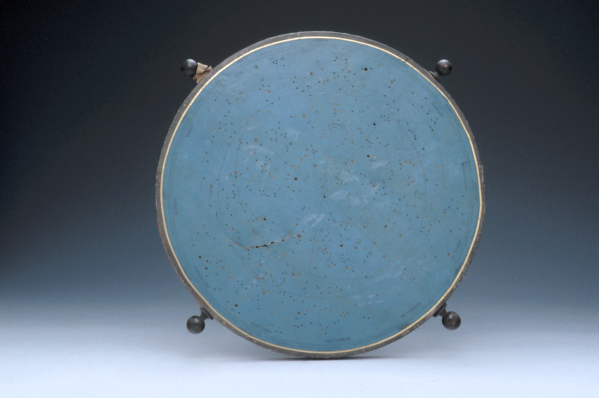 Celestial Planisphere, London, Early 19th Century (Inv. 40743). This planisphere is about 200 years old!
