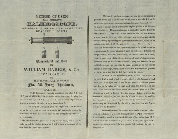 Print. Advertisement