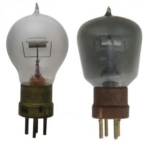 French TM and Osram F valve