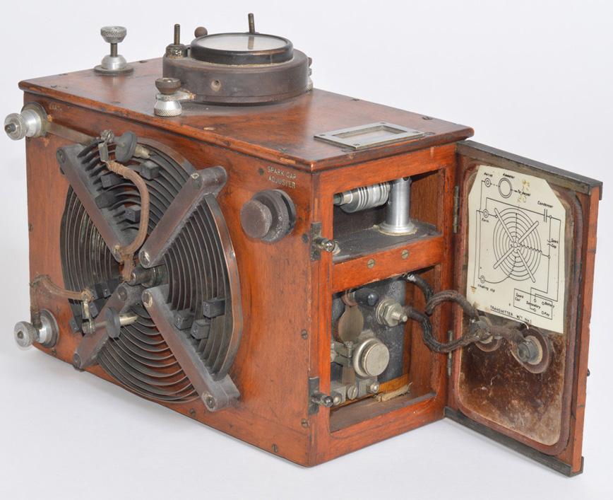 Radio Archives Innovating In Combat