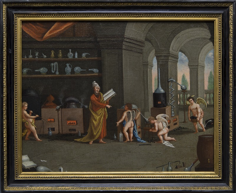Alchemical Laboratory