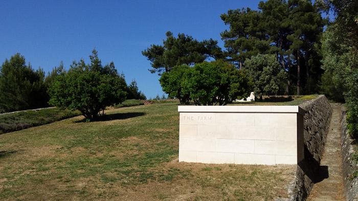 The Farm cemetery