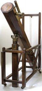 Newtonian Reflecting Telescope, by Sir William Herschel, English, c. 1795 17971