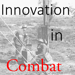 Innovating in Combat logo